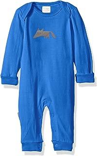 Blue Banana Baby Boys' Critters Unionsuit