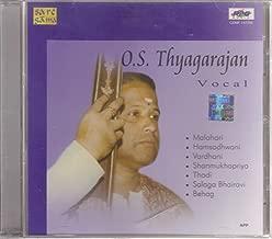 O.S. Thyagarajan - Vocal (Carnatic Music Vocal)