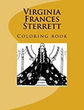 Virginia Frances Sterrett: Coloring book