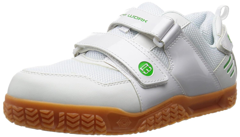 [マルゴ] 作業靴 #03 ホワイト 26cm メンズ