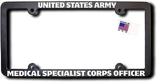 James E. Reid Design US Army Medical Specialist Corps Officer License Frame