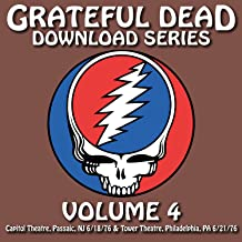 Download Series Vol. 4: Capitol Theatre, Passaic, NJ 6/18/76 / Tower Theatre, Philadelphia, PA 6/21/76 (Live)
