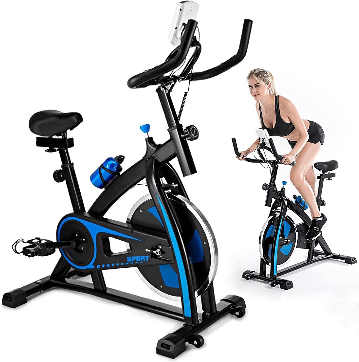 Floenr Indoor Cycling Bike Recumbent Magnetic Clearance SALE Limited time Exerci Stationary Mesa Mall