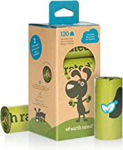 Earth Rated Dog Poop Bags, Extra Thick and Strong Poop Bags for Dogs, Guaranteed Leak-Proof, 15 Doggy Bags Per Roll, Each Dog Poop Bag Measures 9 x 13 Inches
