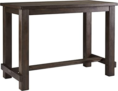 Signature Design by Ashley Drewing Bar Height Table, Brown