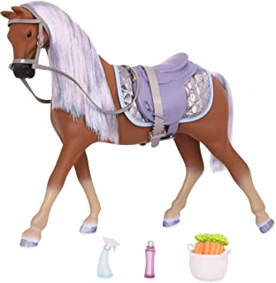 Glitter Girls by Battat – 14-inch Morgan Horse Celestial – Toys, Accessories, and Pets for Dolls –Ages 3 and Up