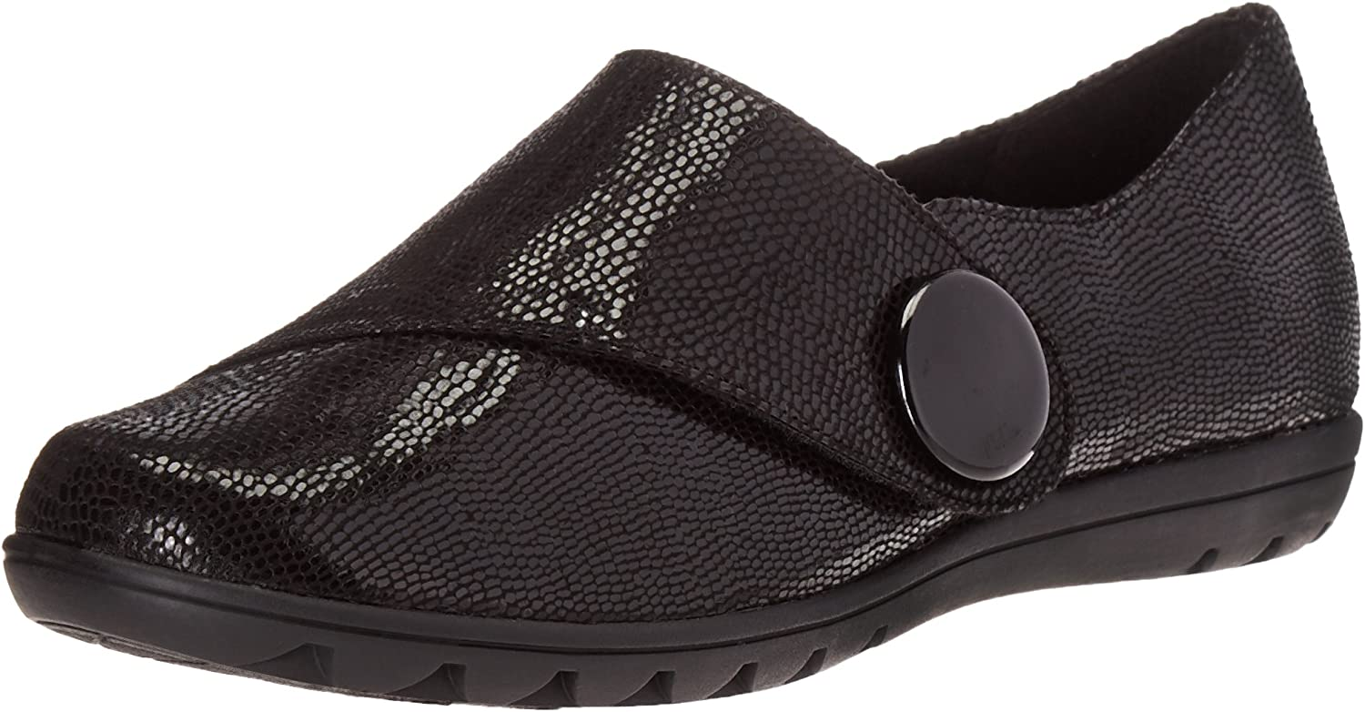 Soft Style Womens Veda Monk Strap Flat