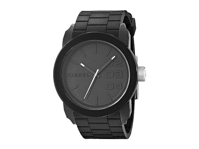 Diesel  Franchise DZ1437 (Black) Analog Watches