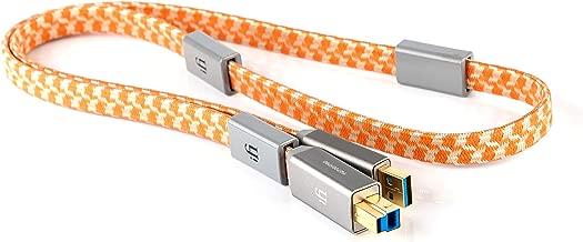 Mercury3.0 iFi Cable de Audio para computadora (0.5m, USB 3.0)