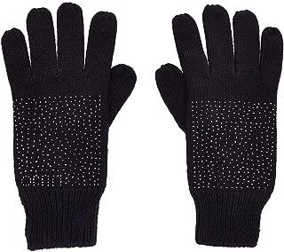 Luxury Fashion | Liu Jo Womens 269009M030022222 Black Gloves | Fall Winter 19