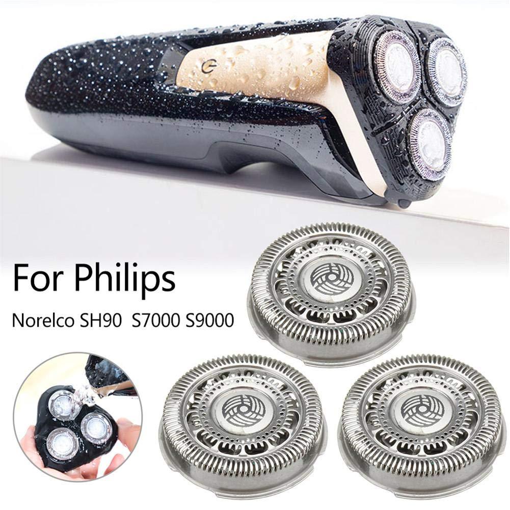 Motto.h - Cabezal de afeitadora para Philips Series 9000/7000/8000 ...