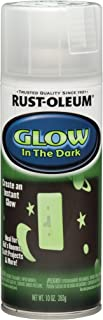 rust oleum glow in the dark pots