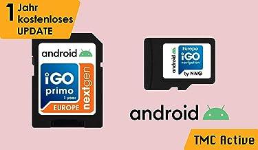46 Pays Logiciel de Navigation pour appareils iGo Primo 7