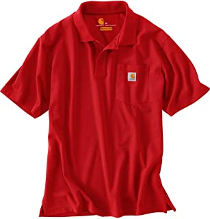 Men's Contractors Work Pocket Polo Original Fit K570