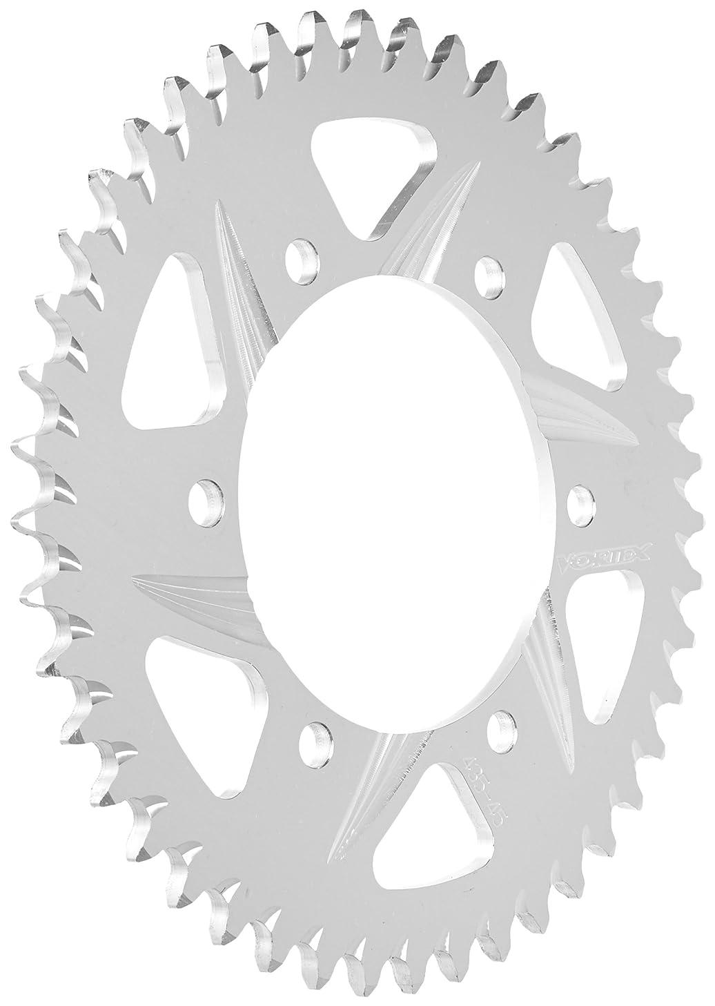 Vortex (435-45) Silver 45-Tooth 520-Pitch Rear Sprocket