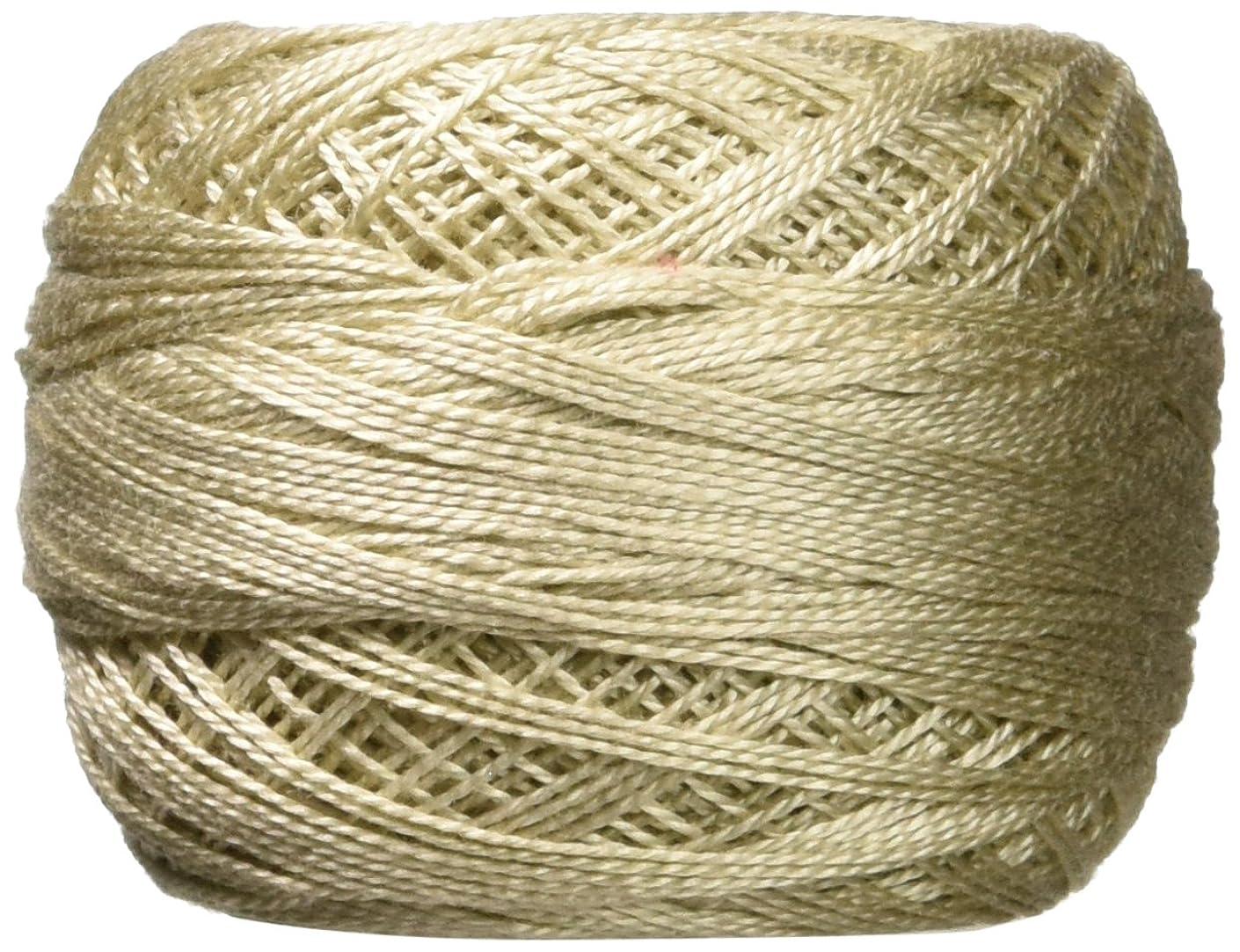 DMC 116 12-644 Pearl Cotton Thread Balls, Medium Beige Gray, Size 12