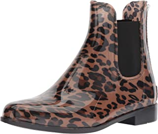 LifeStride Women's Puddle Rain Bootie Boot
