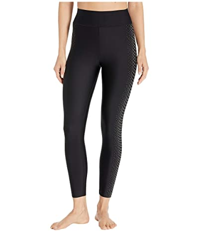 Ultracor Sprinter High Boa Leggings (Nero/Graphite) Women