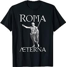 Roma Aeterna SPQR T-Shirt   Rome Roman Empire Latin T Shirt