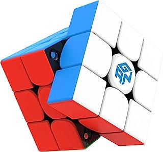 GAN 356 X S 3x3 Speed Cube Stickerless Magic Cube Gans 356XS Magnetic Puzzle Cube Gan356 XS 3x3x3 Speed Cube for Skilled P...