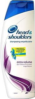 Head & Shoulders–81242861–Shampoo–Extra Volume–300ml–Set di 2