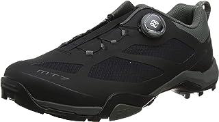 Zapatillas de Ciclismo de Sintético para Hombre Negro Negro