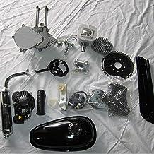 CDHPOWER 2 Stroke Gas Bicycle Engine kit PK80 Unassembled Gas Motor Kit-Gas Motorized..