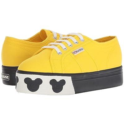 Superga Disney X Superga 2790 Cotfringew Mickey (Yellow) Women