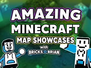 Clip: Amazing Minecraft Map Showcases with Bricks 'O' Brian!