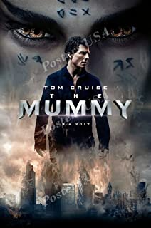 Posters USA - The Mummy 2017 Movie Poster GLOSSY FINISH - FIL598 (24