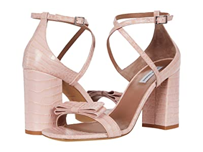 Tabitha Simmons Hudson Bis (Light Pink Embossed Croco) Women