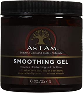 As I Am Smoothing Gel Size 8oz (Pack of 2)