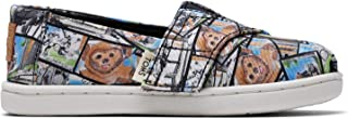 TOMS Star Wars Ewok Print Tiny Canvas Slip-on Multi-Color 10014511 6