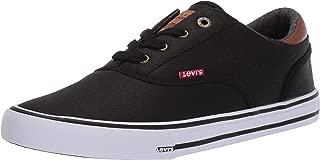 Levis Ethan CT CVS II Sneaker For Men, Black, size 45 EU