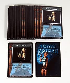 Lot of (50) 2000 Precedence Lara Croft Tomb Raider CCG Promo Card (#218) Nm/Mt