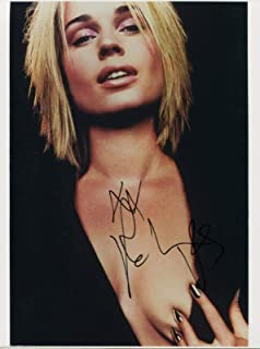 Rebecca Romijn Signed Autograph X-Men Femme Fatale Color 8x10 Photo W COA pj2
