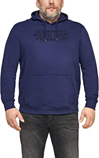 s.Oliver Big Size Men's Sweatshirt