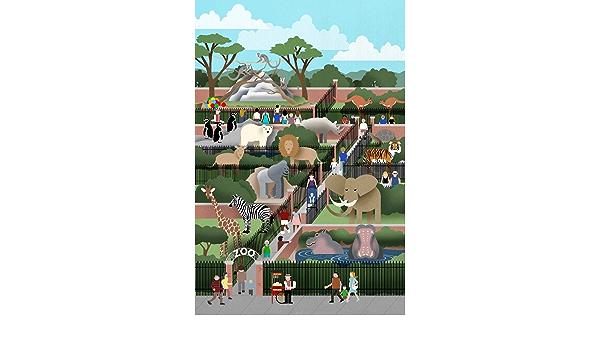 Retro Zoo