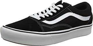 Vans Comfycush Old Skool Black/White Skate/Casual 13