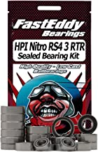HPI Nitro RS4 3 RTR Sealed Ball Bearing Kit for RC Cars