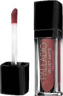 Palladio Velvet Matte Cream Lip Color - Chiffon