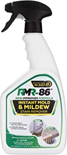RMR-86 Instant Mold and Mildew Stain Remover Spray – Scrub Free Formula, Bathroom..