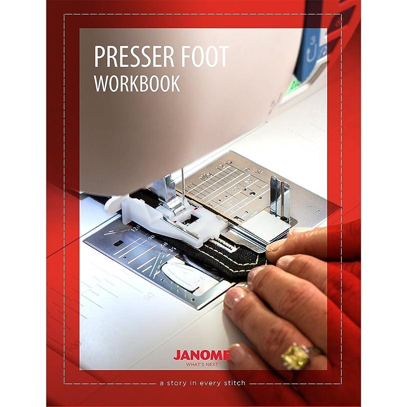 Janome Presser Foot Work Book