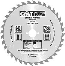 CMT Orange Tools 291.240.36M - Sierra circular 240x2.8x30 z 36 atb 15 grados