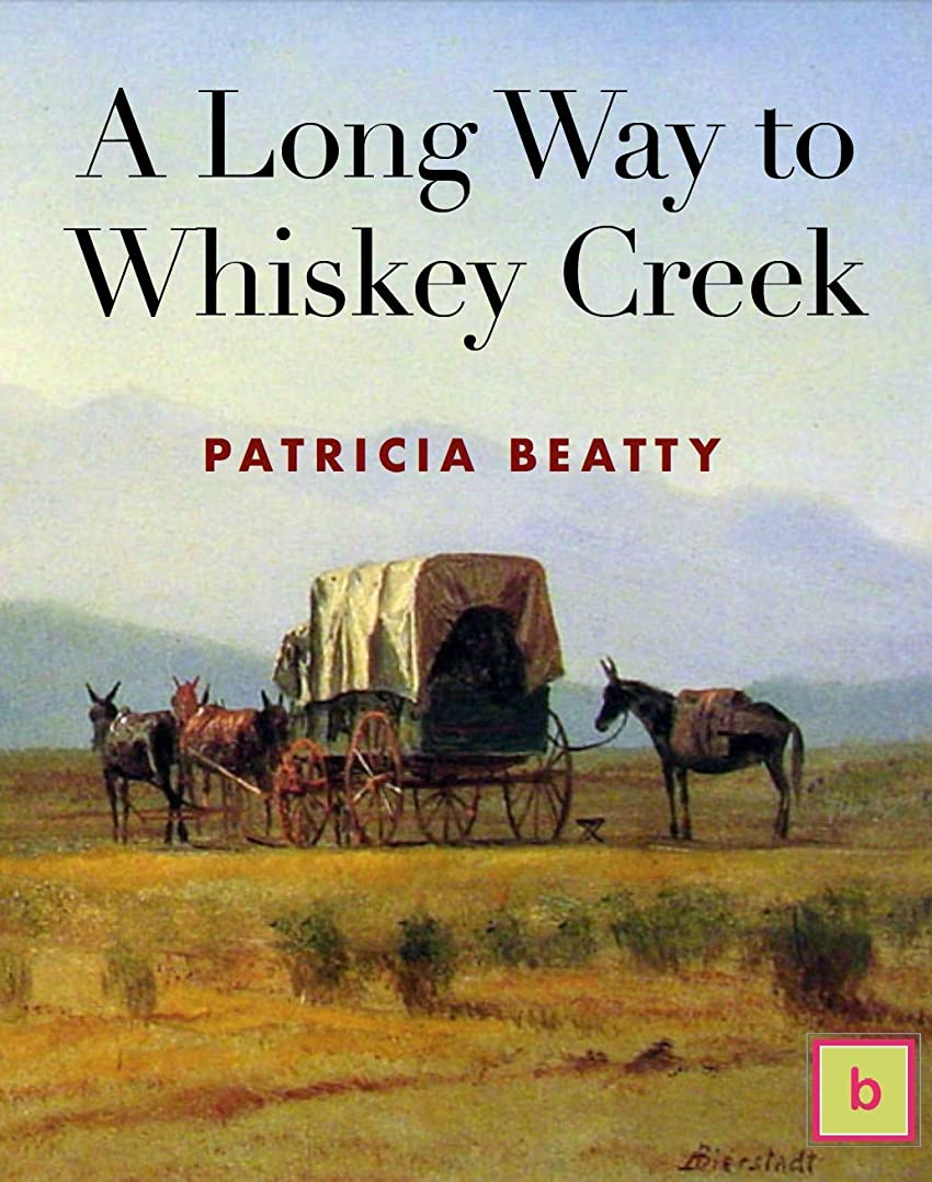 A Long Way to Whiskey Creek: Historical Fiction for Teens (English Edition)