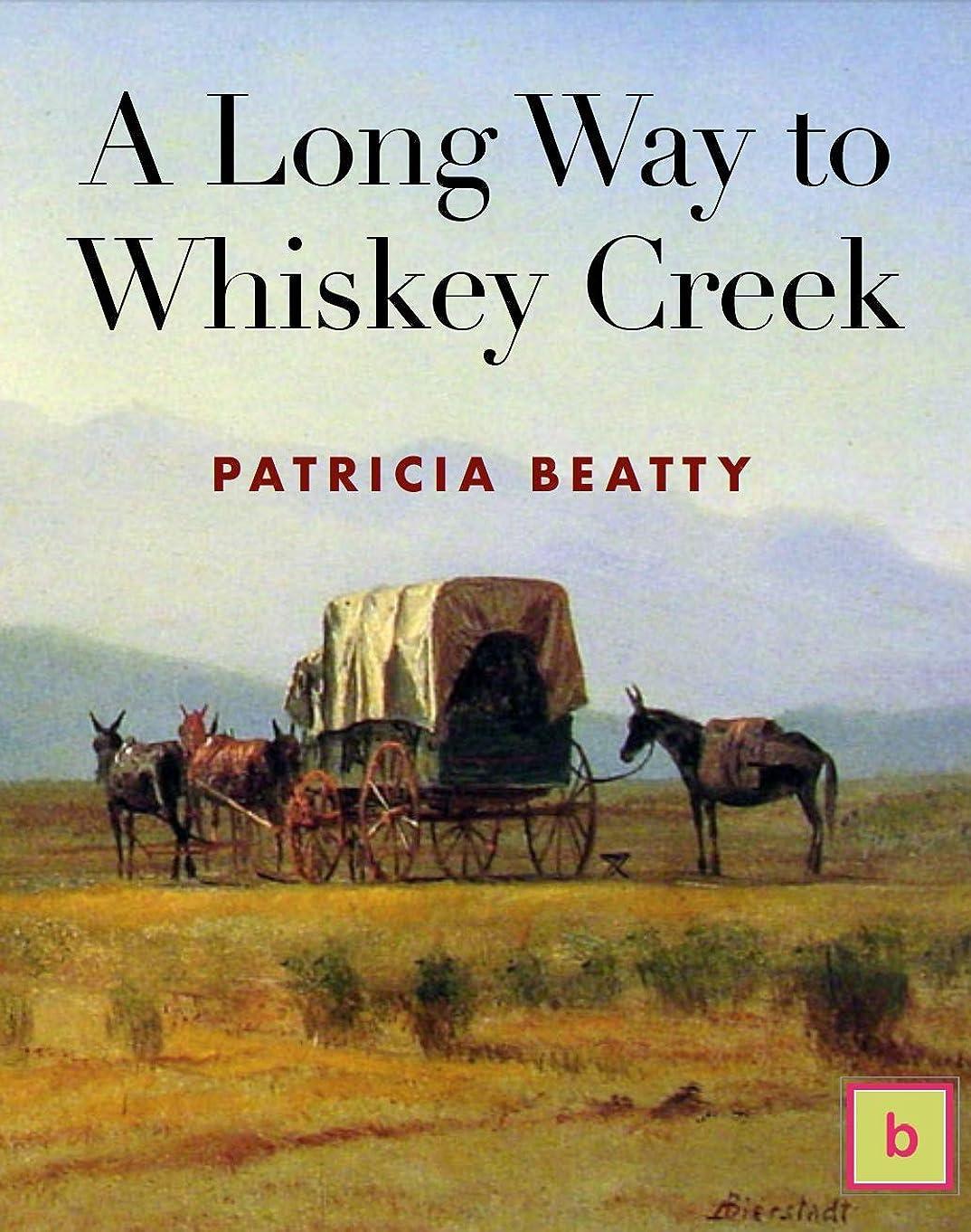 テレビを見る抵抗に同意するA Long Way to Whiskey Creek: Historical Fiction for Teens (English Edition)