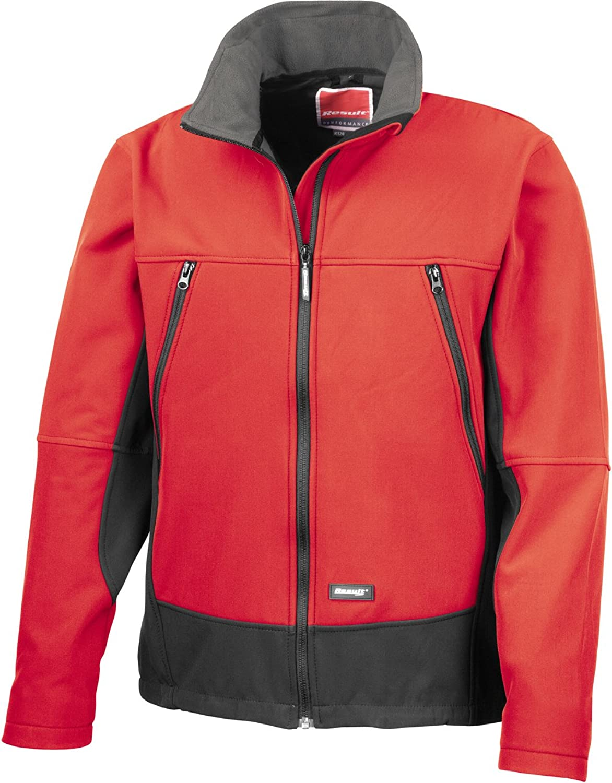 SOUL REBEL Activity Softshell Jacket320 g m2Unisex