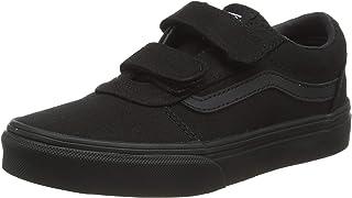 Vans Ward V-Velcro Canvas, Sneaker Unisex niños