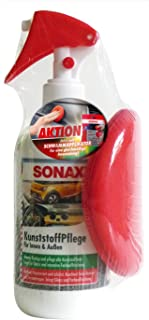 Suchergebnis Auf Für Kunststoffpflege Gummipflege Sonax Kunststoff Gummipflege Innenraumpf Auto Motorrad