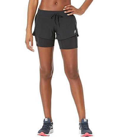 New Balance Impact Run 2-In-1 Shorts Women